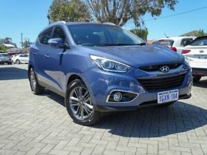 2015 Hyundai ix35 LM3 MY15 SE Blue 6 Speed Sports Automatic Wagon Morley Bayswater Area Preview