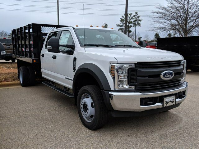 2019 Ford Super Duty F-450 Drw Xl Stake Body Commercial ...