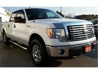 2012 Ford F-150 XLT  -ONLY 59,500KM- NO ACCIDENTS
