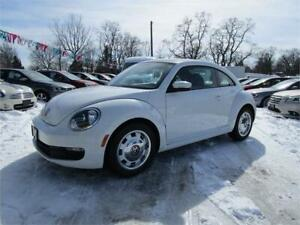 2016 Volkswagen Beetle Coupe Classic only 54,000 Kms