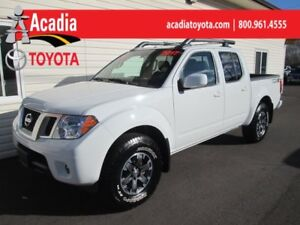 2017 Nissan Frontier PRO-4X **MANAGER'S SPECIAL**