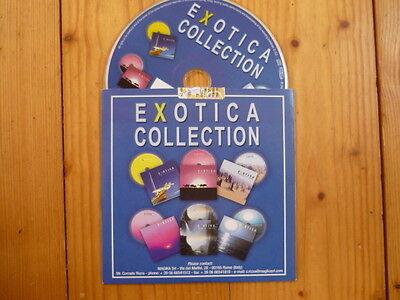 (V.A. Exotica Collection 2007 SEA BREEZE GOLDEN DREAM DESET OF LOVE MAGIC FALLS)