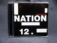 Nation 12 'Electrofear' CD album.
