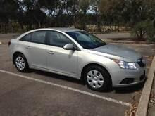 Quick sale Low Kms Immaculate 2012 Holden Cruze Sedan Glen Osmond Burnside Area Preview