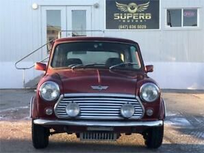 1995 MINI COOPER CLASSIC VINTAGE CAR ONLY 55000KM