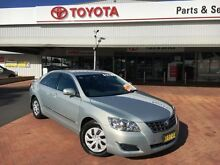 2007 Toyota Aurion GSV40R AT-X Sakana Silver 6 Speed Sequential Auto Sedan Dubbo Dubbo Area Preview
