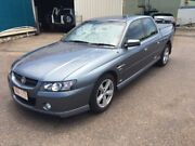 2006 Holden Crewman VZ MY06 SS Silver 6 Speed Manual Crew Cab Utility Berrimah Darwin City Preview
