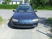 honda civic1995 HATCHBACK