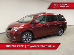 2019 Toyota Sienna XLE AWD 7 PASSENGER; LEATHER, NAV, SUNROOF, P