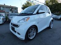 2013 SMART FORTWO BRABUS (CUIR, TOIT PANO, NAVI, BLUETOOTH!!!)