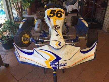 Go Kart 100J Woodvale Joondalup Area Preview