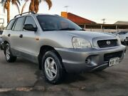 2002 Hyundai Santa Fe SM GL Silver 4 Speed Sports Automatic Wagon Blair Athol Port Adelaide Area Preview