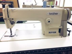 Brother industrial sewing machine with warranty
