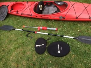 15 foot Stolquist Perception sea kayak