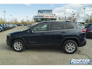 2016 Jeep Cherokee North V6 4x4 under 6k km!