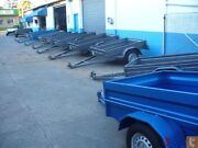 7X4 DEEP SIDED HEAVY DUTY TRAILER ! DRIVE AWAY TODAY! Minyama Maroochydore Area Preview