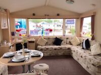 Very spacious static caravan for sale - Ayr, Ayrshire, West Coast, Scotland