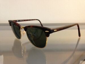 Ray-Ban Clubmaster Tortoise/Gold Sunglasses Windsor Region Ontario image 2