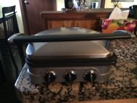 Cusinart Griddle 4-in-1 Grill