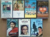 WM WORLD MUSIC IRELAND SWEDEN TRINIDAD STEELPAN INDIA BOLLYWOOD BENGAL PRERECORDED CASSETTE TAPES