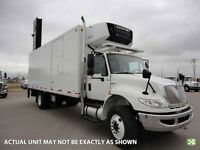 2016 International 4300 SBA 4X2, Used Reefer Van