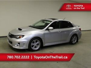 2011 Subaru Impreza LIMITED; 6 SPEED MANUAL, AWD, SUNROOF, HEATE