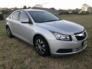 2010 Holden Cruze JG CD Gold 6 Speed Automatic Sedan Lake Illawarra Shellharbour Area Preview