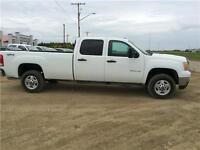 2012 GMC Sierra 3500 HD crew cab long box
