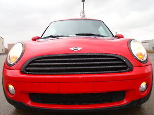 2008 MINI Cooper SPORT-HEATED LEATHER -ONE OWNER-ONLY 103KM