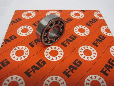 1 Stück FAG Pendelkugellager 1202-TVH 15x35x11 mm OFFENES