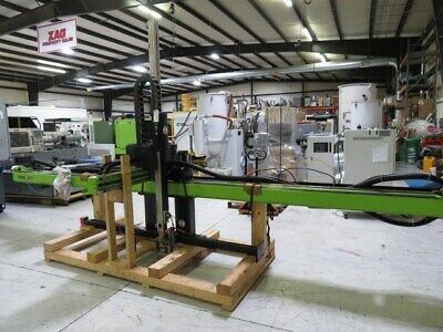 Engel Used Erc 432-e Robot Yr. 2006 - T Beam Robot Zag 8320