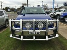 2012 Ford Ranger PX XL 3.2 (4x4) Blue 6 Speed Manual Dual Cab Chassis Young Young Area Preview