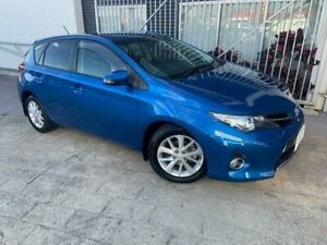 2013 Toyota Corolla ZRE182R Ascent Sport S-CVT Blue 7 Speed Constant Variable Hatchback Springwood Logan Area Preview