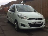 2013 Hyundai i10 Classic 1.2 5dr - ONE ELDERLY LADY OWNER - VERY LOW MILEAGE
