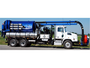2015 VACTOR 2100 SEWER CLEANER