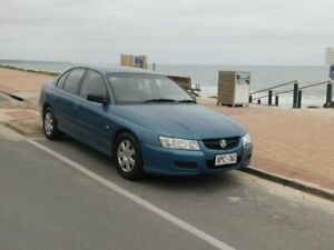 2005 Holden Commodore VZ Executive Blue 4 Speed Automatic Sedan Morphett Vale Morphett Vale Area Preview