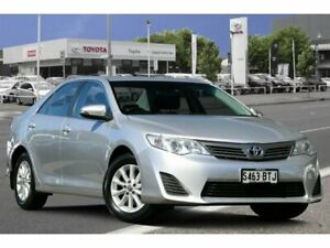 2014 Toyota Camry ASV50R Altise Silver Pearl 6 Speed Sports Automatic Sedan Adelaide CBD Adelaide City Preview