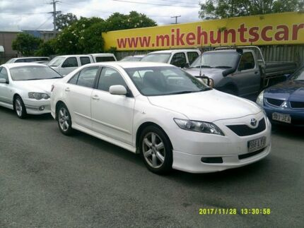 2008 Toyota Camry ACV40R 07 Upgrade Sportivo White 5 Speed Automatic Sedan Coopers Plains Brisbane South West Preview