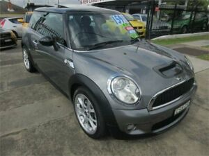 2009 Mini Cooper R56 S Grey 6 Speed Manual Hatchback
