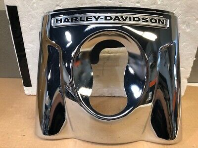 Genuine Harley-Davidson Freewheeler headlight nacelle front  cover 15-20 flrt