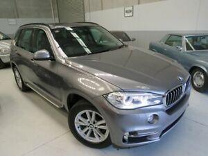 2014 BMW X5 F15 xDrive25d Space Grey 8 Speed Automatic Wagon Seaford Frankston Area Preview