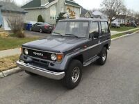1988 Toyota Land Cruiser VUS