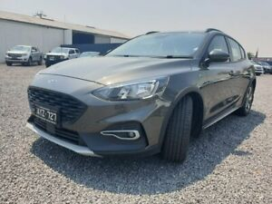 2018 Ford Focus SA 2019.25MY Active Grey 8 Speed Automatic Hatchback Horsham Horsham Area Preview