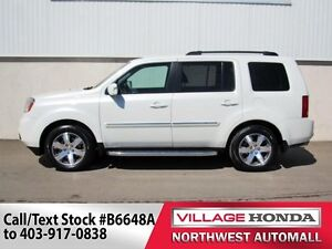 2015 Honda Pilot Touring 4WD | No Accidents |