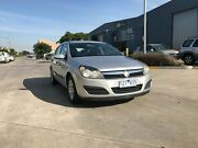 2006 Holden Astra AH MY06 CD Silver 4 Speed Automatic Hatchback Newport Hobsons Bay Area Preview