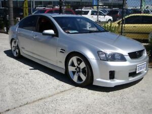 2008 Holden Commodore VE MY09 SS-V 60th Ann Silver 6 Speed Automatic Sedan Wangara Wanneroo Area Preview