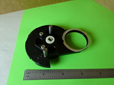 Microscope Part Reichert Polylite Filter Assembly Without Optics 84-a-25