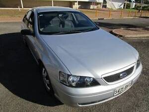 2004 Ford Falcon Classic BA XT Auto Gepps Cross Port Adelaide Area Preview