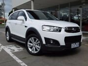 2014 Holden Captiva CG MY14 7 AWD LT White 6 Speed Sports Automatic Wagon Hadfield Moreland Area Preview