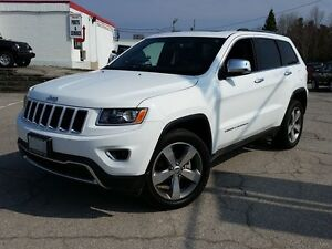 2016 Jeep Grand Cherokee Limited 4X4